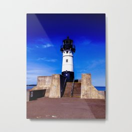 Duluth in the Spring Metal Print