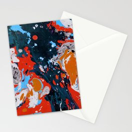 Marble texture 11 Stationery Cards