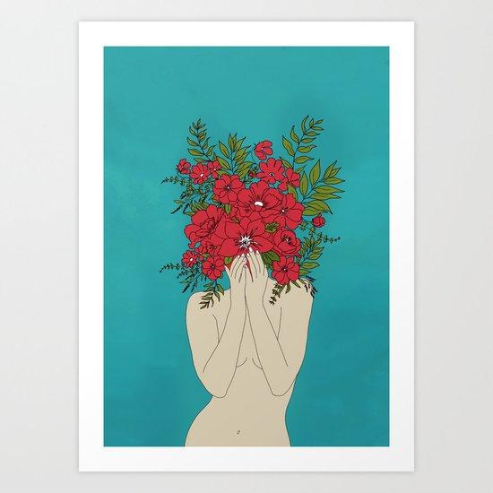 Blooming Red by nadja1