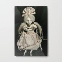 art doll, tabula rasa Metal Print