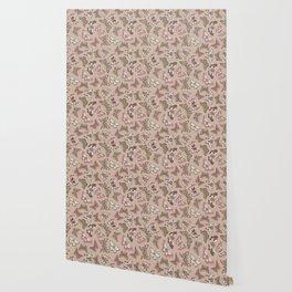 Butterflies pattern Wallpaper