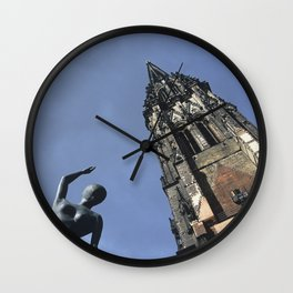 What remains... Wall Clock
