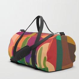 Botanical Wonderland - Cactus Garden Bybrije Duffle Bag