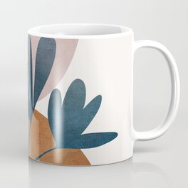 Minimal Abstract Shapes No.30 Coffee Mug