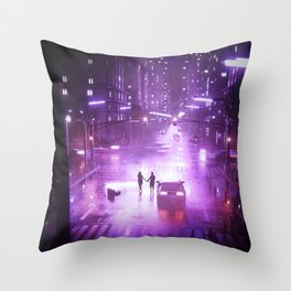 HOLD Throw Pillow