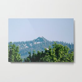 Cascades Wilderness Metal Print