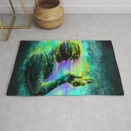The oil from heaven Rug