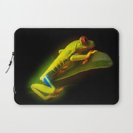 TREE FROG Laptop Sleeve