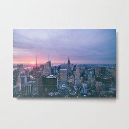 New York 11 Metal Print