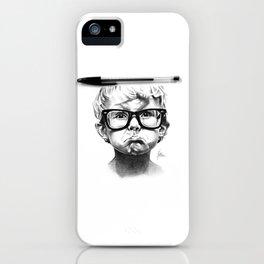 BIC ART iPhone Case