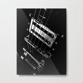 6 Strings Of Joy Metal Print