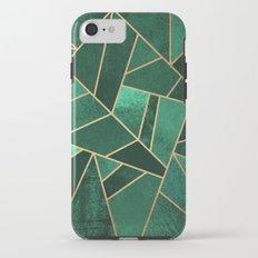 Emerald and Copper iPhone 7 Tough Case