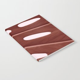 Terracota Monstera Notebook