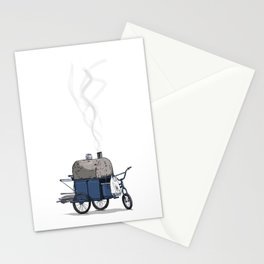 Chimenea Arepistica Stationery Cards
