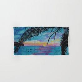 The Beach Hand & Bath Towel