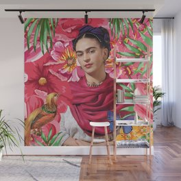 Forever Frida Kahlo Wall Mural