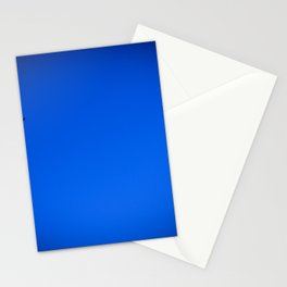 lamp over blue sky Stationery Cards