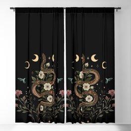 Serpent Spell Blackout Curtain