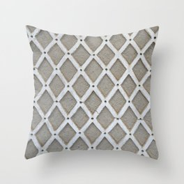Abades 1 Throw Pillow