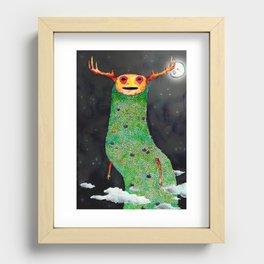 Forest Spirit Recessed Framed Print