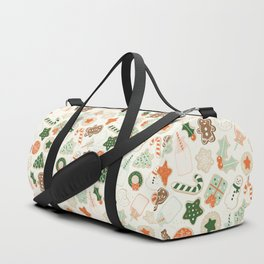 Christmas Cookies Duffle Bag