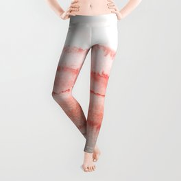 WITHIN THE TIDES CORAL DAWN Leggings