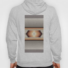 American Native Pattern No. 140 Hoody