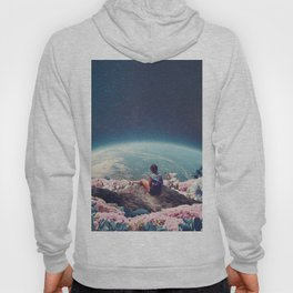 My World Blossomed when I Loved You Hoody