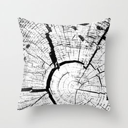 Modernity Throw Pillow
