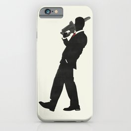 Just another day at the office iPhone Case