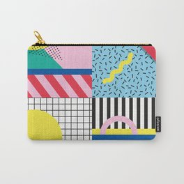 Memphis Party Carry-All Pouch