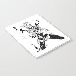Berserker Notebook