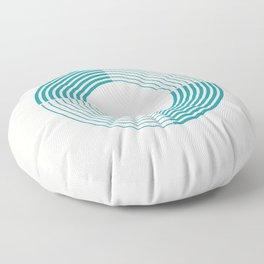 Coil Floor Pillow