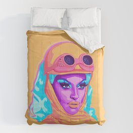 QUEEN MIZ CRACKER Comforters