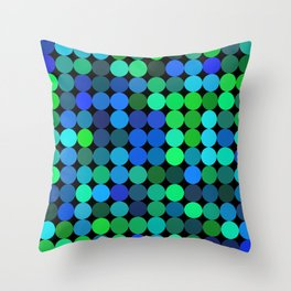 every color 046 Throw Pillow