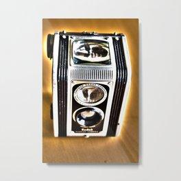 ECK Reflection Metal Print
