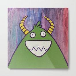 Monsters: Jimmy Metal Print