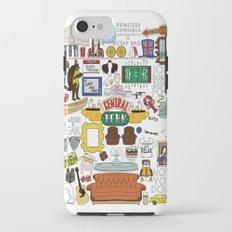 Collage iPhone 7 Tough Case
