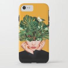 Lady Flowers    iPhone 7 Tough Case