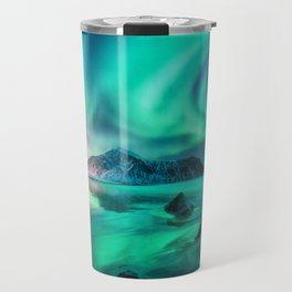 Aurora Borealis 5 Travel Mug