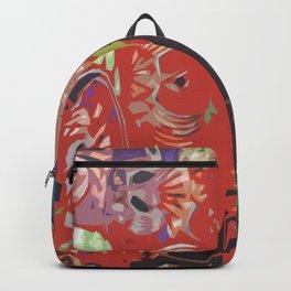 African Designs Backpack