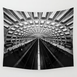 The Underground Wall Tapestry