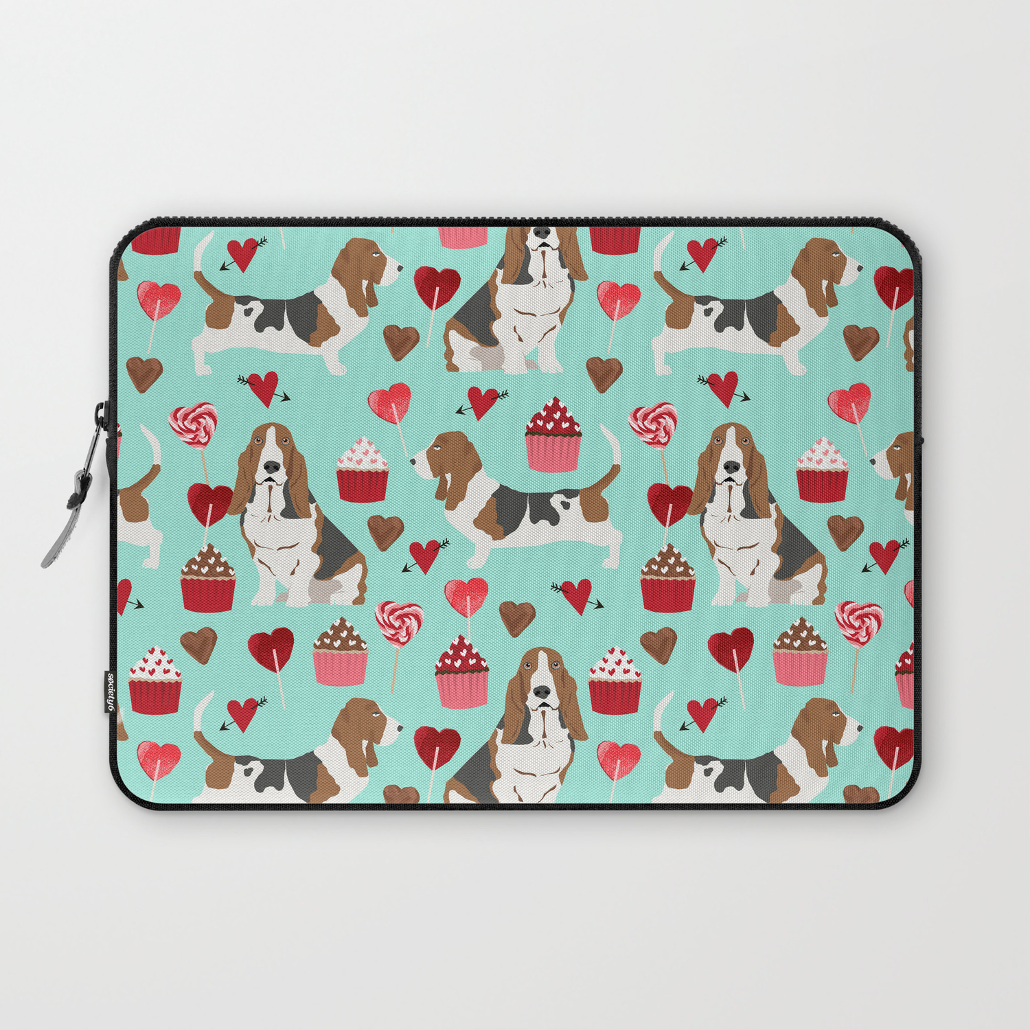 Dachshund Coin Purse Small Zipper Pouch Personalised Gift Dog Lover Gift