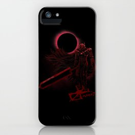 Berserker iPhone Case