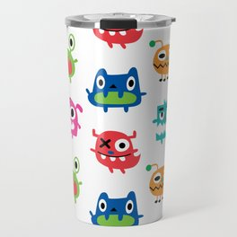 monstrous kids room Travel Mug