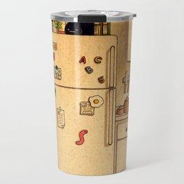 Kitchen Floor Travel Mug