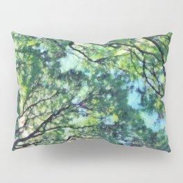 Green noise Pillow Sham