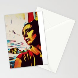 Looking West Stationery Cards