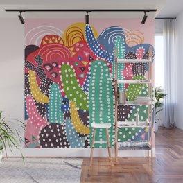 Summer Heat Wall Mural
