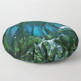 Mononoke Floor Pillow